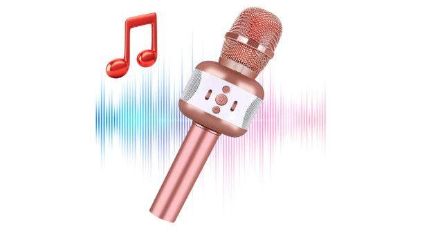 microfono karaoke per bambini Ncknciz