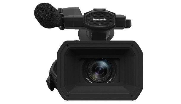 obiettivo videocamera 4K