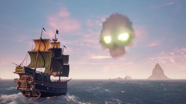 Sea of Thieves Xbox Game Pass