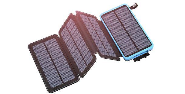dimensioni power bank solare