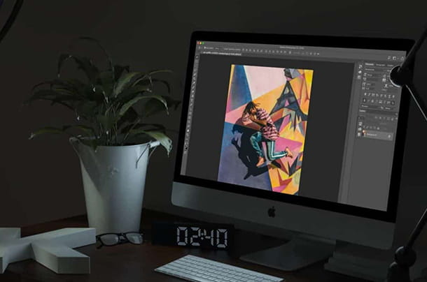 ritagliare immagini in illustrator su pc
