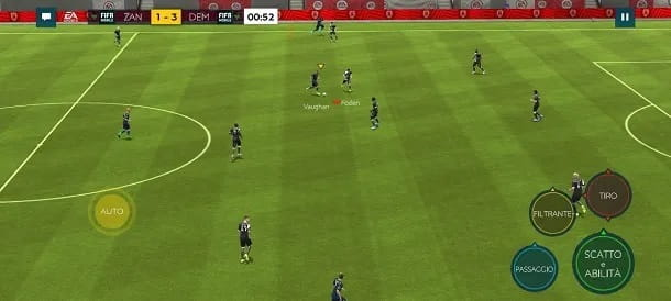 Come fare il doppio passo FIFA Mobile