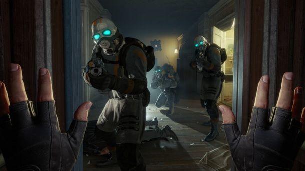 Half Life Alyx VR