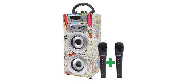 altoparlante karaoke Dynasonic