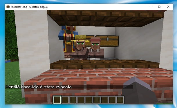Macellaio Fast Food Minecraft