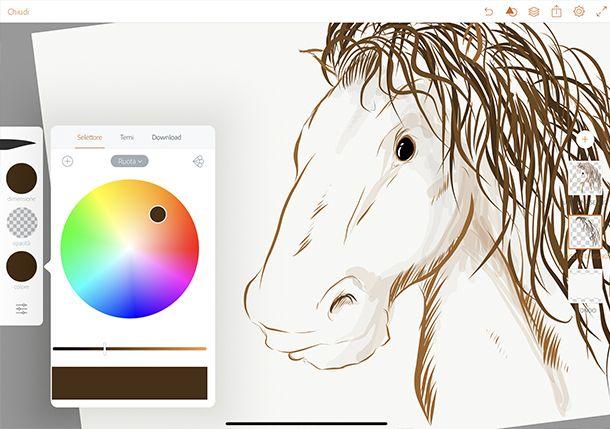 come disegnare su illustrator draw