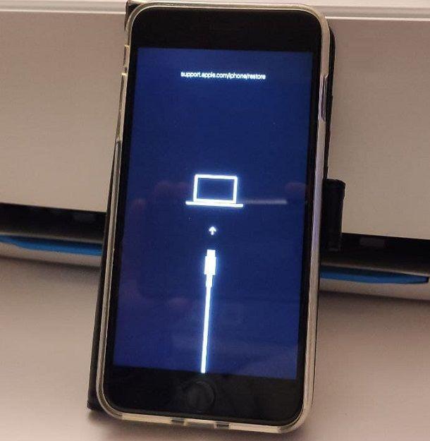 Come disattivare la modalità sicura iPhone