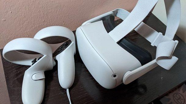 Oculus Quest 2 Visore VR