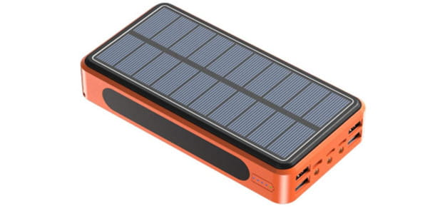Pianai power bank solare