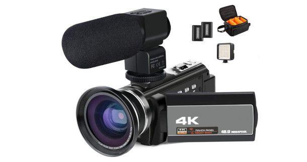 ACTITOP videocamera 4K