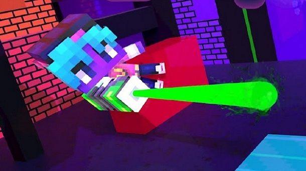 Pistola Minecraft