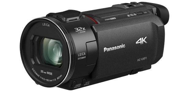 Panasonic VXF1 videocamera 4K