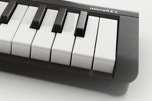 Tastiera midi Korg microkey 49