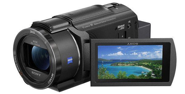 Sony FDR-AX43 videocamera 4K
