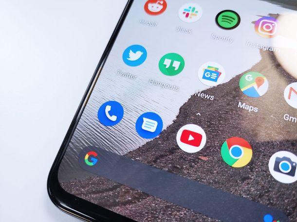 Icone schermata Home Android