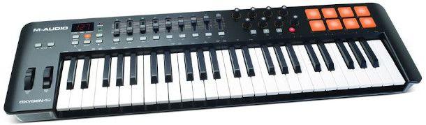 tastiera MIDI M-Audio Oxygen 49 IV
