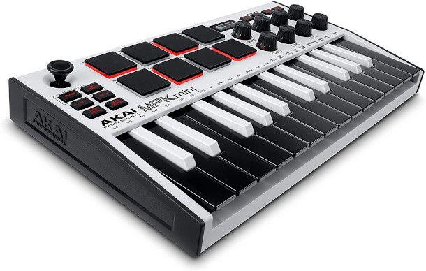 tastiera MIDI Akai Professional Mini MK3