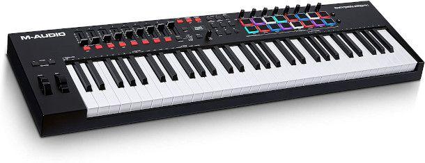 Tastiera MIDI Oxygen PRO 61