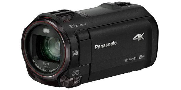 Panasonic HC-VX980EG videocamera 4K