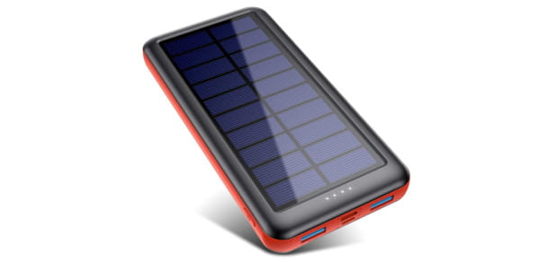 SWEYE power bank solare