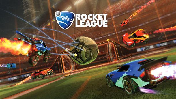 Rocket League nome