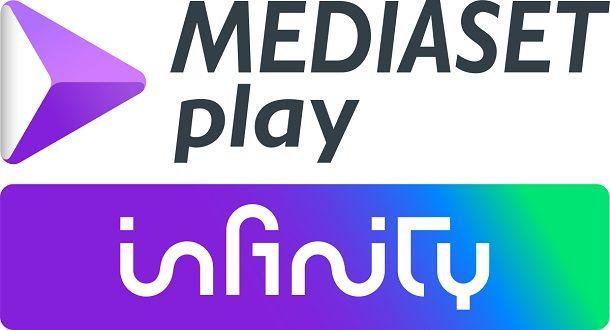 Mediaset Play Infinity Logo