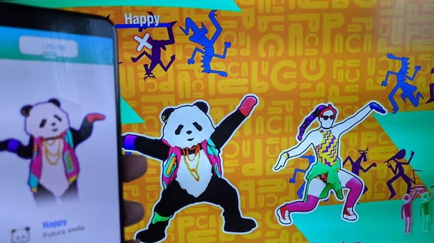 Ballo Panda Just Dance
