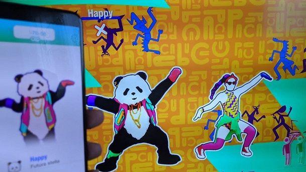 Ballo Panda Just Dance