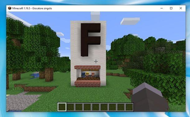 Fast food NPC Minecraft