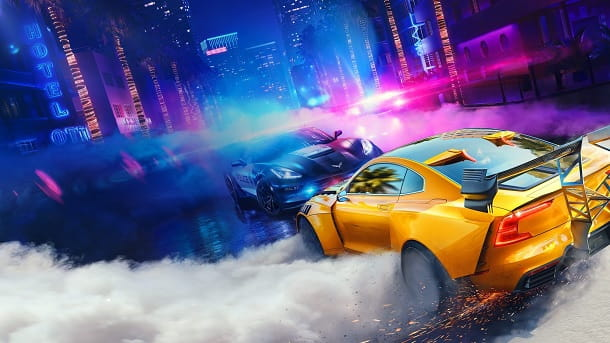 Need for Speed Heat Xbox Game Pass