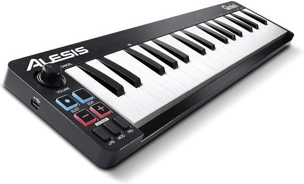 tastiera MIDI Alesis Qmini