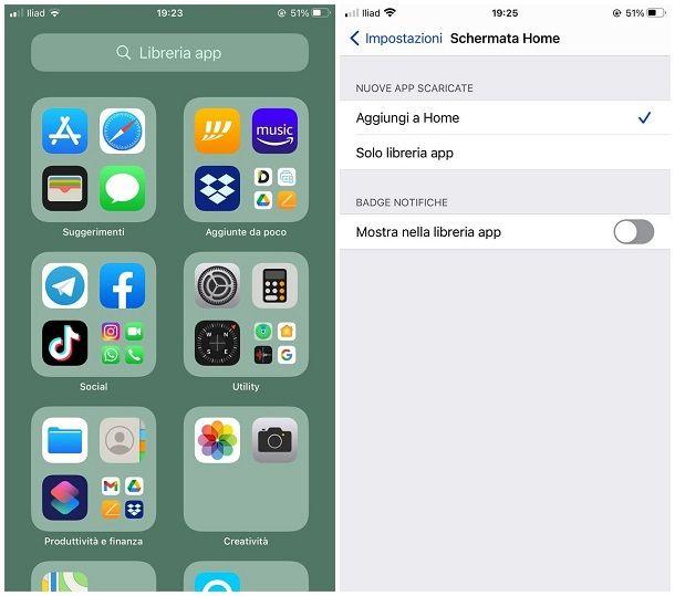 Come fare schermata iOS 14