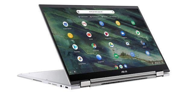Chromebook convertibile