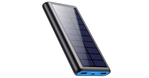 VOOE power bank solare