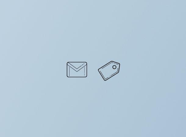 Gmail etichetta