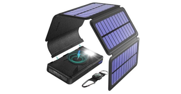 Power bank solare Blavor