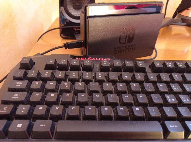 Switch tastiera cavo