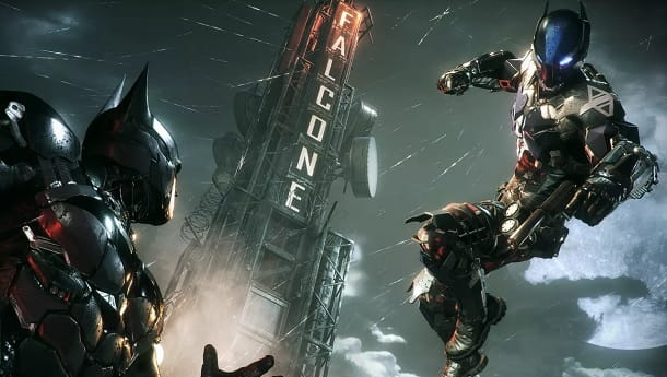 Batman Arkham Knight Xbox Game Pass