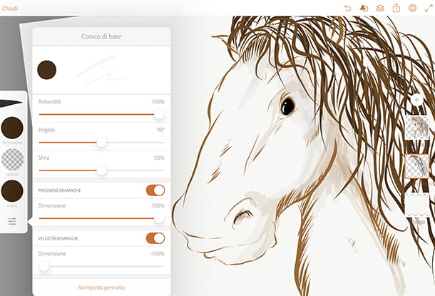 strumenti illustrator draw