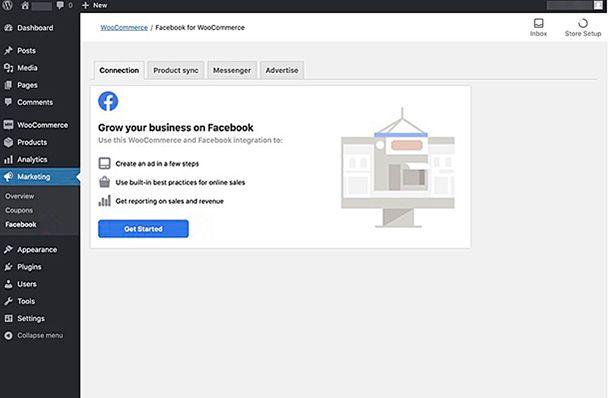 Come creare una Vetrina Facebook WooCommerce for Facebook