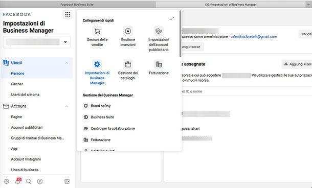 Come creare una Vetrina su Facebook con la Business Suite