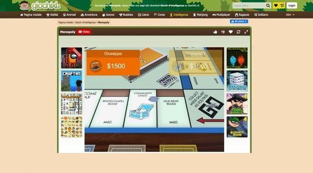 Monopoly by GiochiXL.it