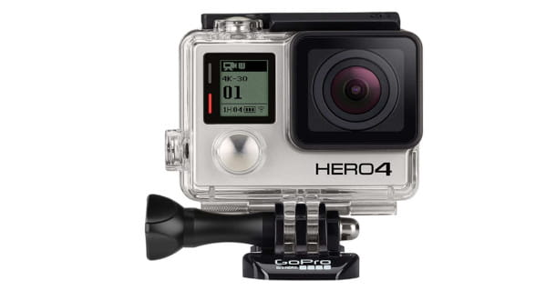 GoPro HERO4 action cam 4K
