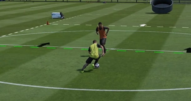 FIFA Dribbling