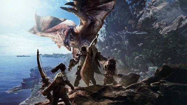 Monster Hunter World Xbox Game Pass