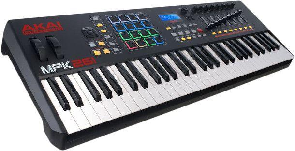 Tastiera MIDI Akai PRO MPK261