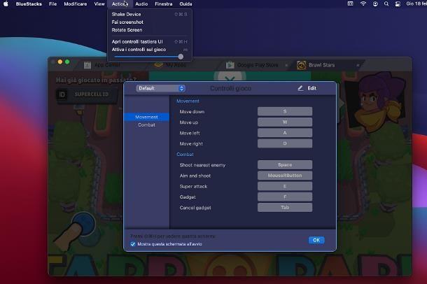 Come scaricare Brawl Stars su PC: Mac