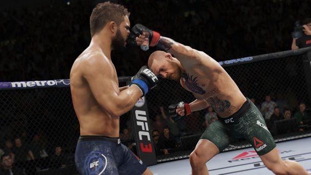 EA Sports UFC 3 Xbox Game Pass