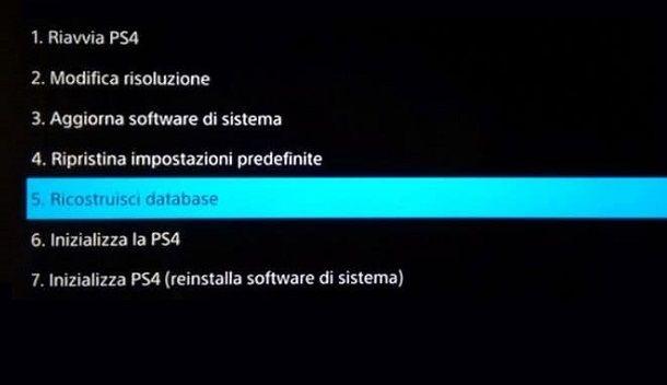 Come disattivare la modalità sicura su PS4