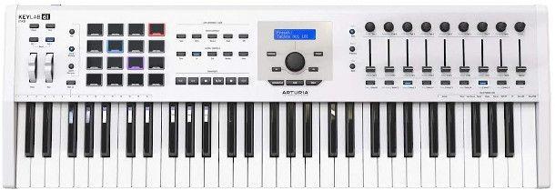 Tastiera MIDI Keylab Arturia